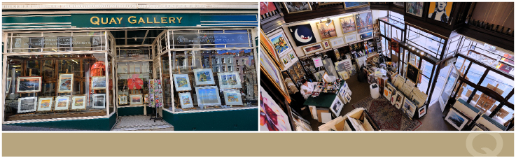 Quay Gallery Guernsey Original art