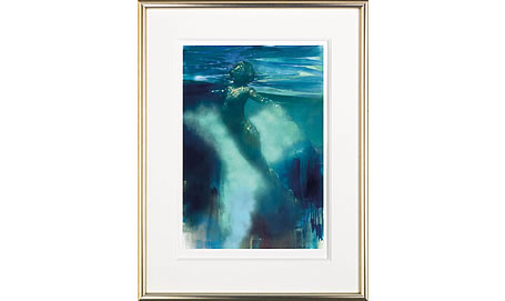 Lady Of the Reef by Bill Bate