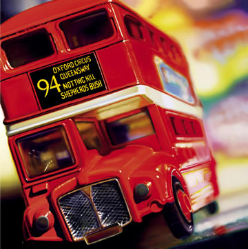 Routemaster by Sarah Graham