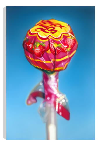 Still Life - Lollipop by Sarah Graham
