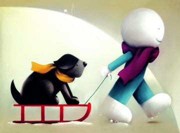 A Winter's Tale by Doug Hyde