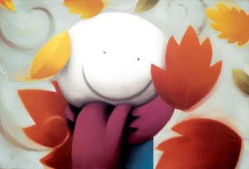 Autumn Smiles by Doug Hyde