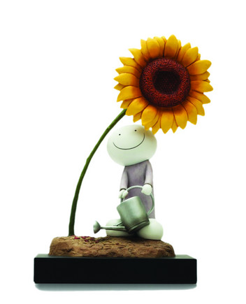 Flower Power, (limited edition sculpture) by Doug Hyde