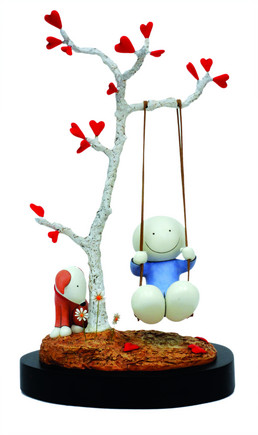 Happy Days, limited edition sculpture by Doug Hyde