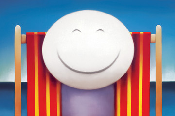 Summer Smiles by Doug Hyde