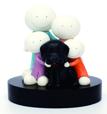 The Family, limited edition sculpture by Doug Hyde