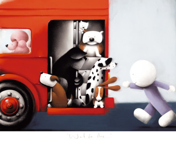 Wait for Me by Doug Hyde