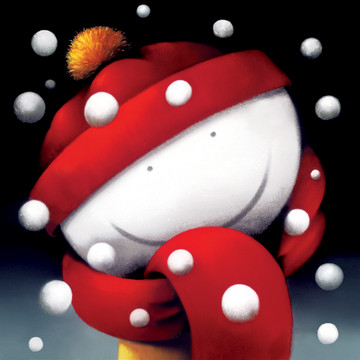 Winter Smiles (Glass Edition) by Doug Hyde
