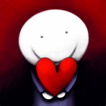 With All My Heart by Doug Hyde