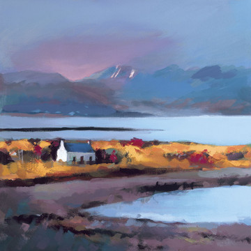 Western Shores I by Will Kemp