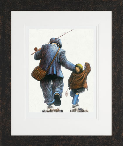 Gone Fishing by Alexander Millar