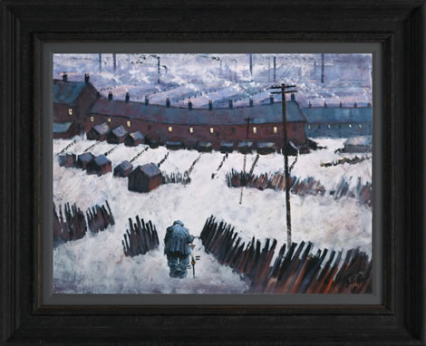 The Journey Home by Alexander Millar