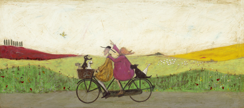 A Cacophony of Co-pilots by Sam Toft