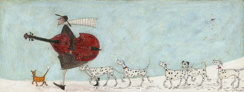 Joining the Dots by Sam Toft