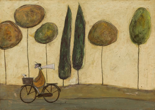 With the Wind in their Ears by Sam Toft