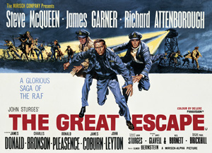 QuayGallery.net The Great Escape, canvas poster